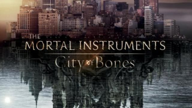 The Mortal Instruments: City of Bones - Movie Poster and Trailer