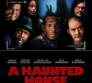 A Haunted House - Movie Poster