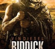 Vin Diesel Riddick - French Movie Poster