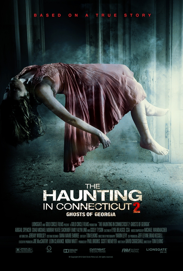 The Haunting in Connecticut 2: Ghosts of Georgia Clip