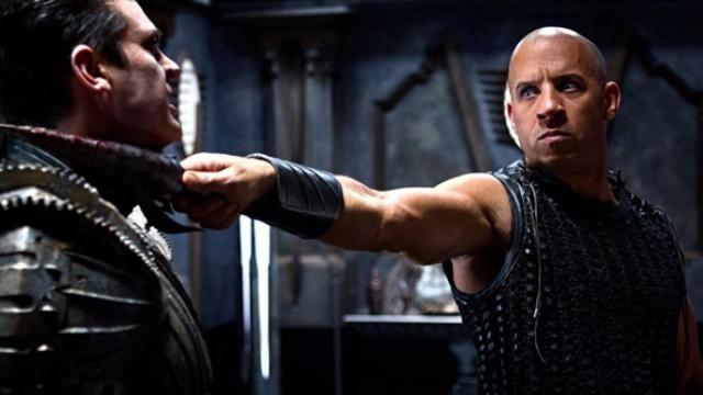 New Vin Diesel Riddick Movie Still is Intense