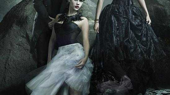 The Vampire Diaries Season 4 New Promo Posters Art