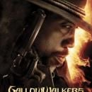 Wesley Snipes' Gallowwalkers Sales Art Poster