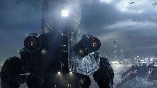 Guillermo del Toros Pacific Rim New Movie Still Photos