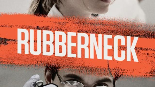 New Horror Movie Rubberneck - One-Sheet Poster