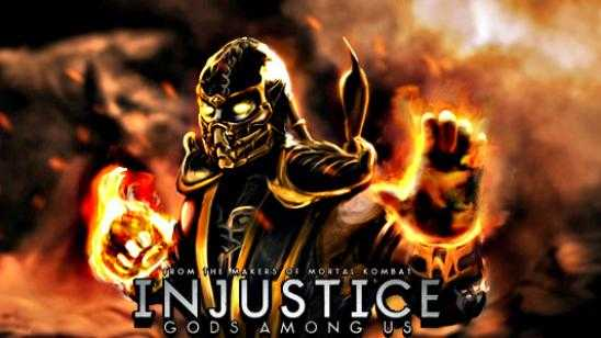 Scorpion - Injustice Gods Among Us DLC Character Trailer/Gameplay