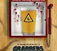 Grabbers - New US Poster