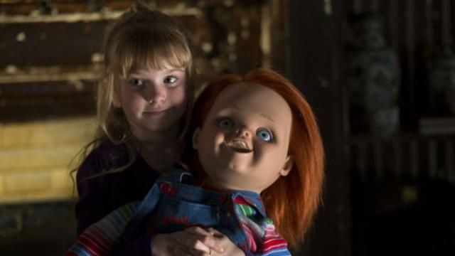 Curse of Chucky - First Official Photos