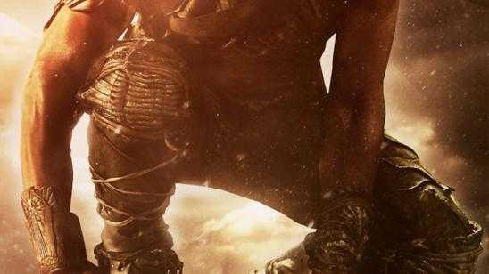 Vin Diesel Riddick - New Poster 2