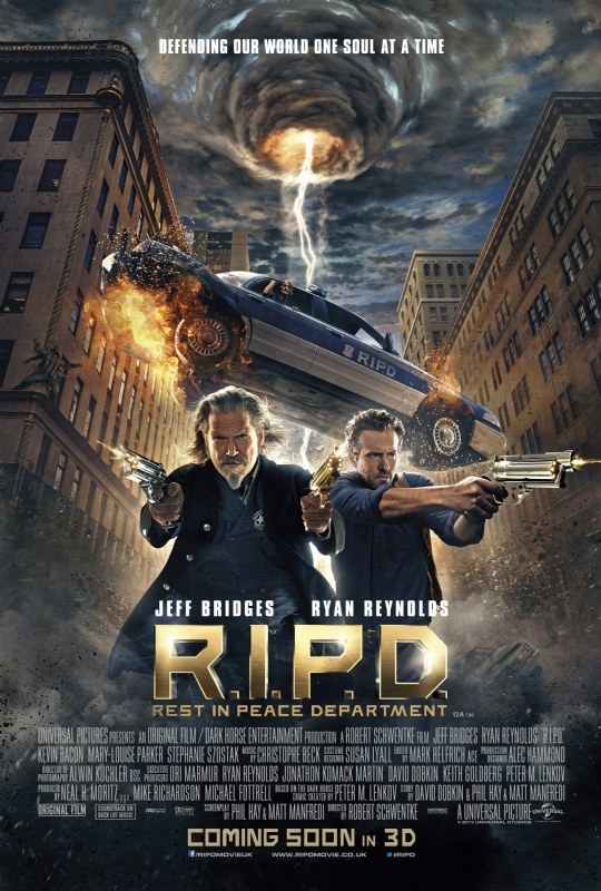R.I.P.D. (RIPD) - New Featurette
