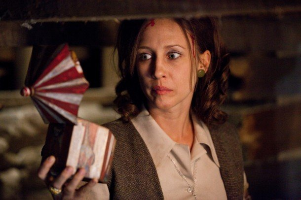 Watch The Conjuring Featurette The Devils Hour