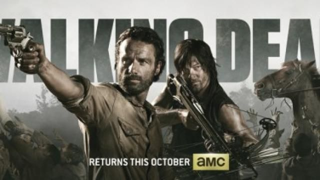 The Walking Dead - Watch the Comic Con Panel Video