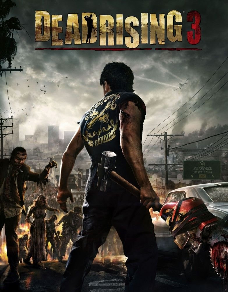 Dead Rising 3 - Zombie Apocalypse Evolved Trailer