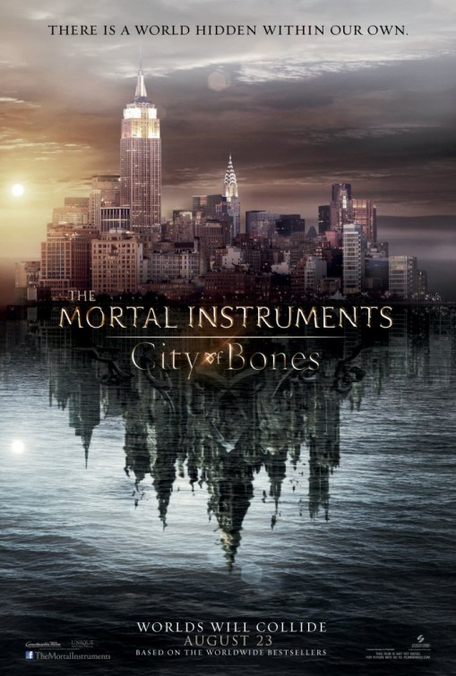 The Mortal Instruments: City of Bones - 2 TV Spots