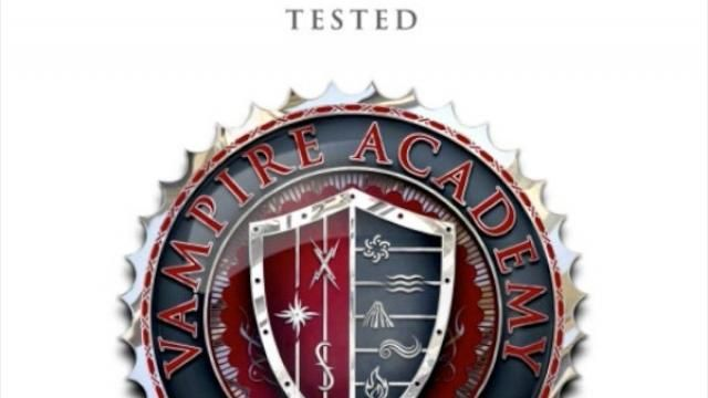 Vampire Academy - Motion Poster and Movie Poster