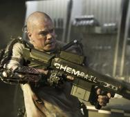 Matt Damon's Elysium - 4 New Clips