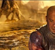 Vin Diesel Riddick - Great New Movie Stills