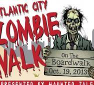 Atlantic City Zombie Walk on October 19 to Save the Puppies!