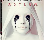 American Horror Story Asylum Season 2 - Blu-ray/DVD Cover Art and Release Details