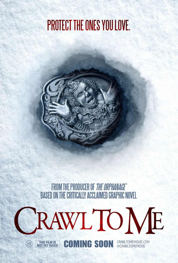 Victor Garcia & Alan Roberts Crawl to Me - Movie Poster