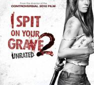 I Spit on Your Grave 2 - Shocking New Blu-ray Cover Art