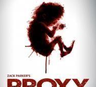 Zack Parker's Proxy - TIFF One-Sheet Poster