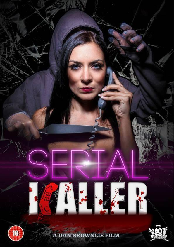 Dan Brownlies Serial Kaller - New Movie Poster