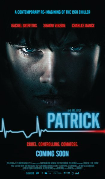 Mark Hartleys Remake of Patrick - New Movie Poster