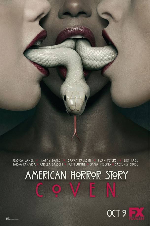 FXs American Horror Story: Coven - Poster Debut