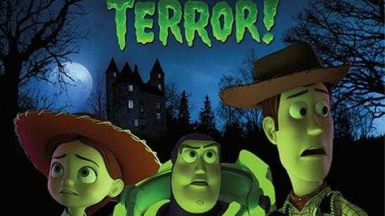 Toy Story of Terror - New Poster