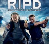 R.I.P.D. Blu-ray/DVD/VOD - Release Details and Cover Art