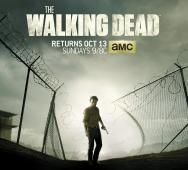 New AMC The Walking Dead Season 4 - Tough Guy Poster