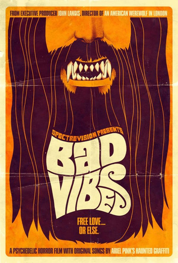 David Gebroes Bad Vibes - Movie Poster
