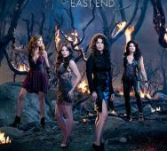 Lifetime's Witches of East End - Hot Poster Art