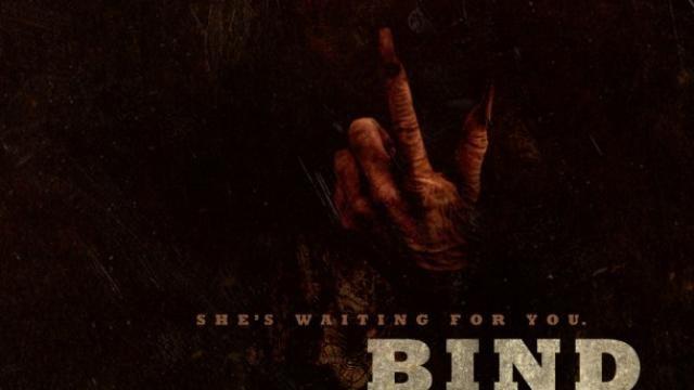 Dan Waltons Bind - 2 New Movie Posters
