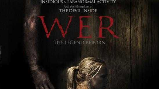 WER - New Werewolf Movie Poster