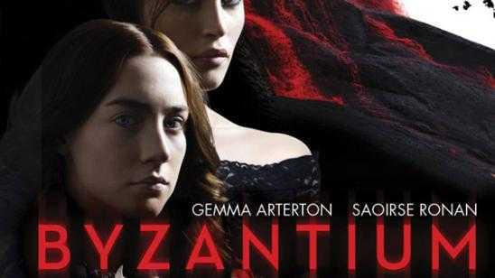 Byzantium Blu-ray/DVD Cover Art and Release Details