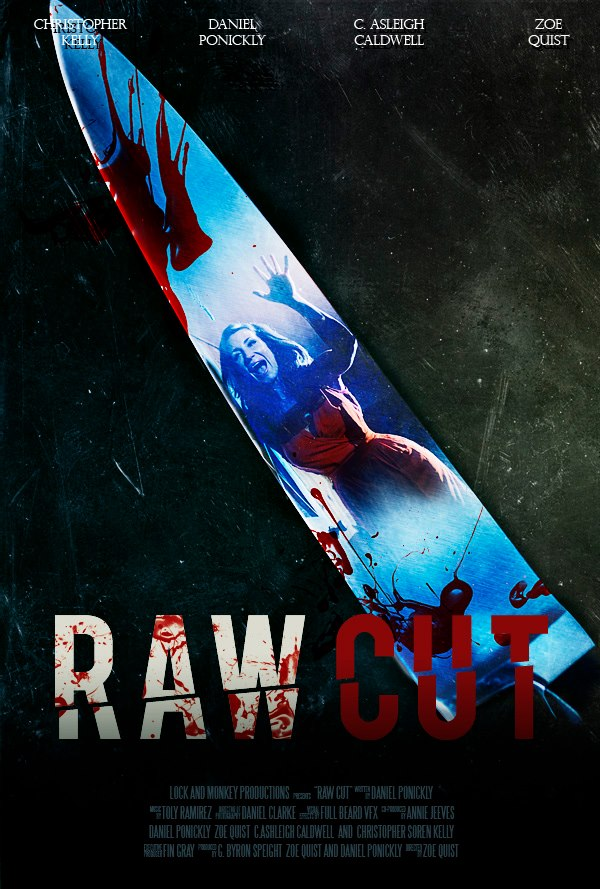 Laura Zoe Quists Raw Cut - Movie Poster