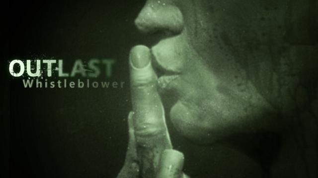 Horror Game Outlast: Whistleblower DLC Details