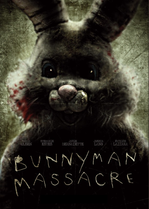 Carl Lindberghs The Bunnyman Massacre - Official Movie Poster