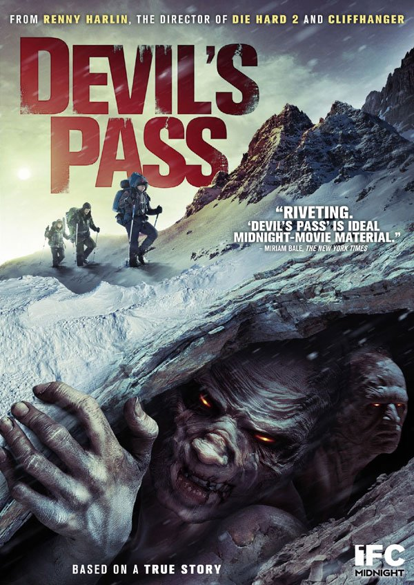 Devils Pass - DVD Release Date