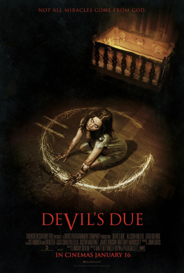 New Devils Due International Poster