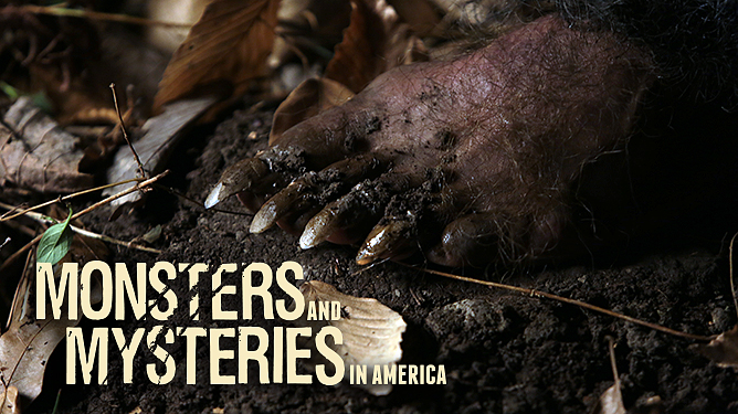 Destination Americas Monsters and Mysteries in America Season 2 - Goatman Attacks Sneak Peek