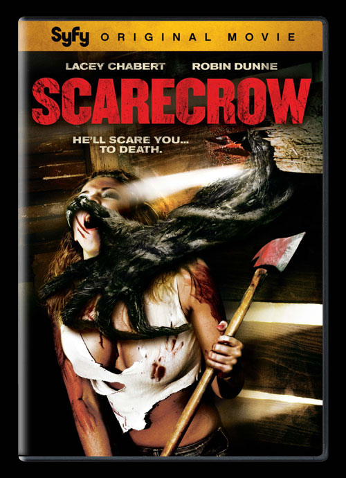 Scarecrow - DVD Release Details