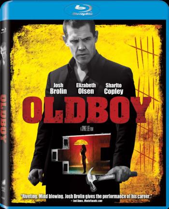 Spike Lees Oldboy - Blu-ray/DVD Release Details