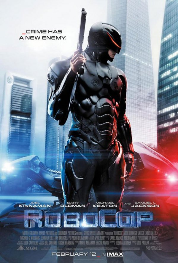 Robocop (2014) - Two New TV Spot Videos