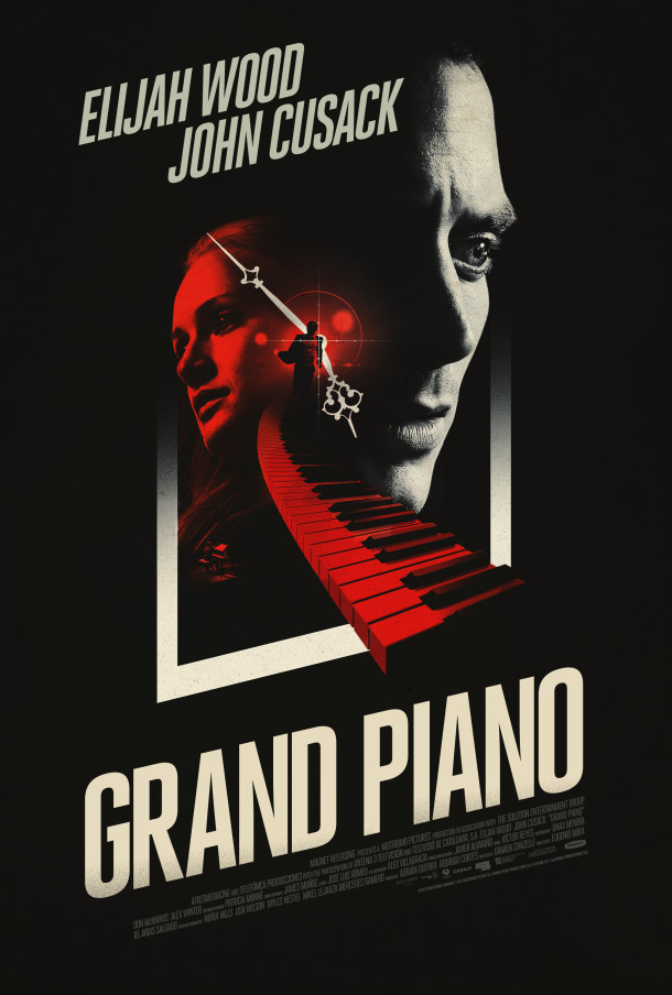 Elijah Woods New Horror Movie - Grand Piano