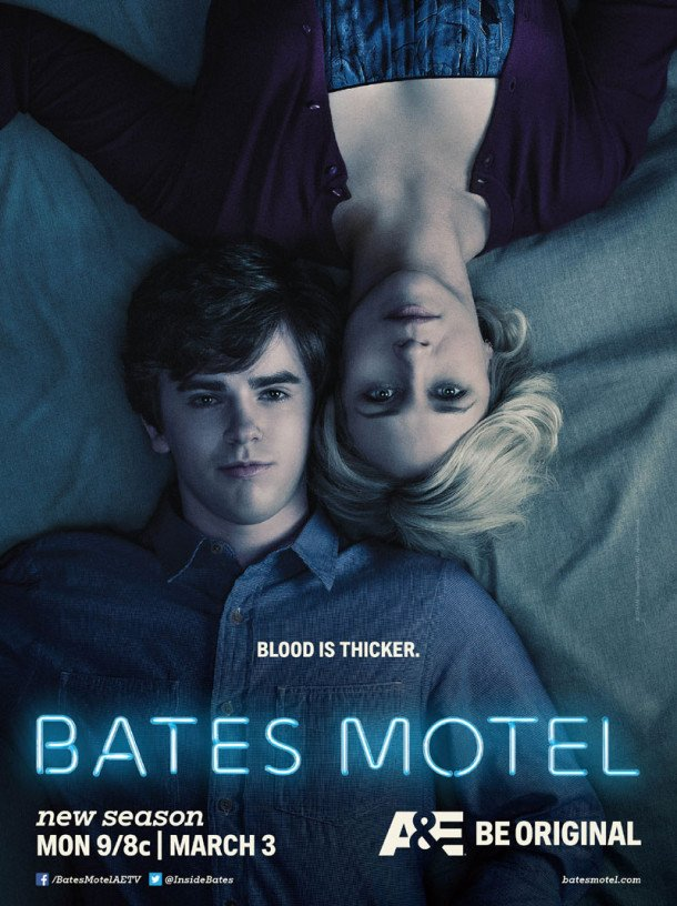 A&Es Bates Motel Season 2 - New Poster