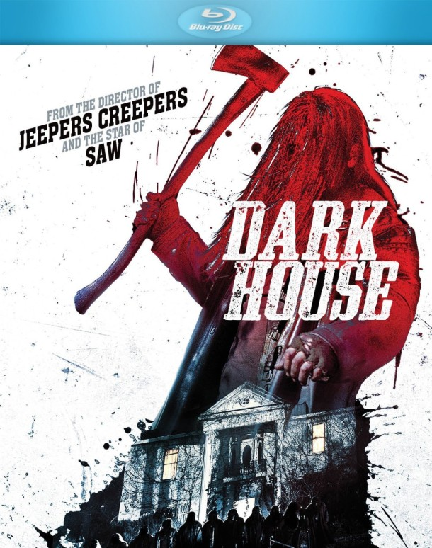 Victor Salvas Dark House - Blu-ray Release Details and Art