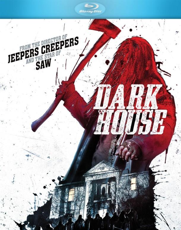 Victor Salvas Dark House - Blu-ray Release Details and Art
